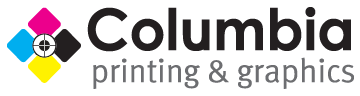 Logo of Columbia Printing & Graphics